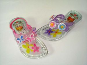 水晶またはゼリーの靴(0058)