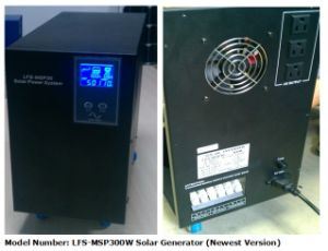 500W 태양 발전기, 일요일 힘