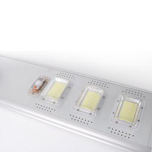 Hot Produits intégrés en aluminium IP65 du boîtier de phare Rue lumière solaire