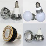 Weißer LED-Fühler