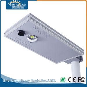 IP65 10Wの統合された屋外の庭LEDの太陽街灯