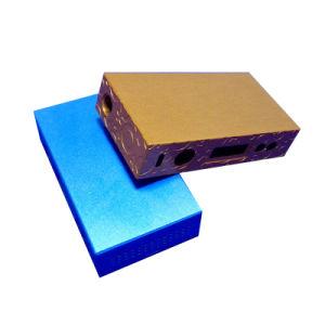 Het Machinaal bewerkte Deel van het Smeedstuk van het aluminium CNC