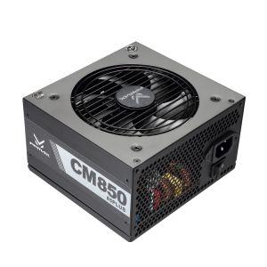 Полностью модульный блок питания ATX коммутации источник питания ATX блок питания 80PLUS Silver игры питания RGB источника питания CM850 85plus