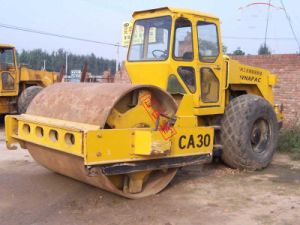 Used Dynapac Road Roller (Ca25 Road Roller)