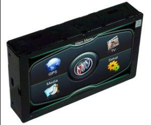 7 GPS 의 주차 인도를 가진 Buick를 위한 인치 HD 접촉 800*480 GPS 항법 (CP1157)