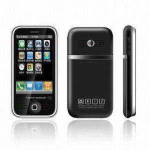Telefones GSM, Duplo SIM Celular (P168S)