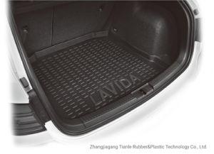 Accesorios de coche de alquiler de carretilla alfombrilla alfombrilla para VW