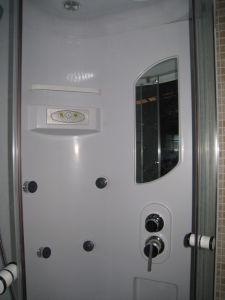 Barato preço de banho de vapor pequena cabine de duche 800mm