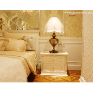 Oppein White Euro Bedroom Furniture Night Stand (CT11113)