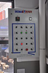 Cabine de Spray Yokistar cabine de pintura de automóveis de aluguer com marcação CE