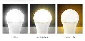 백색 Dimmable LED 가벼운 지능적인 홈 APP 지적인 WiFi 전구