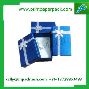 주문 판지 상자 보석 포장 상자 기술 종이상자