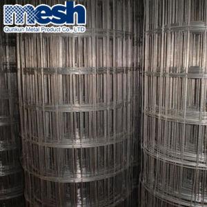 電流を通された溶接された鉄の金網のパネル
