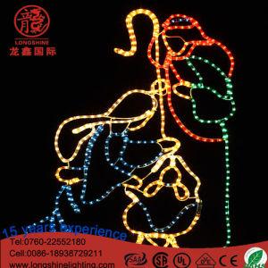 LED-Beleuchtung-Weihnachtslicht-Geburt Christi-Krippe Scene Luces De Navidad für Decoracion