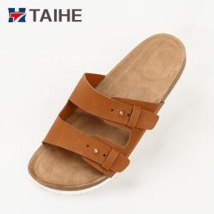 Chinese Professional Nouvelle conception personnalisée en usine Lady EVA PU Diapositives pantoufles
