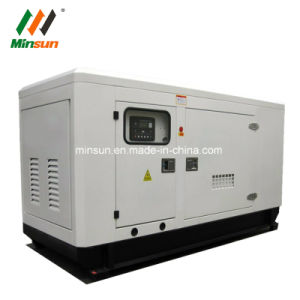 Heißer lärmarmer Dieselgenerator des Verkaufs-50kVA Weifang Ricardo