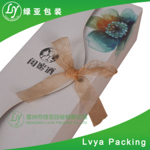El diseño más reciente de embalaje de cartón de papel Joyas de embalaje Caja de regalo