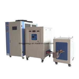 鍛造材のための極度の可聴周波頻度誘導加熱機械