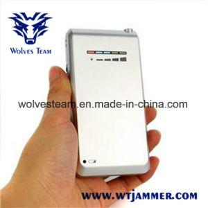Nuevo estilo de teléfono celular portátil Mini GSM de telefonía móvil 3G y señal WiFi jammer