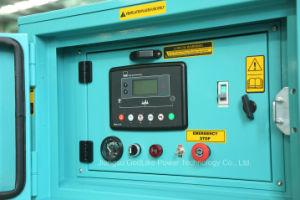 Home Use 15kVA conjunto gerador diesel super silencioso com marcação ISO aprovado