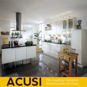 Armadio da cucina moderno della mobilia della lacca di lucentezza dell'agitatore alto (ACS2-L160)