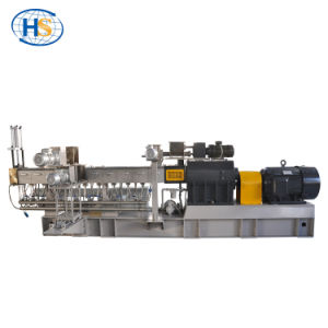 200kg/H水繊維の双生児ねじ押出機を混合するPP