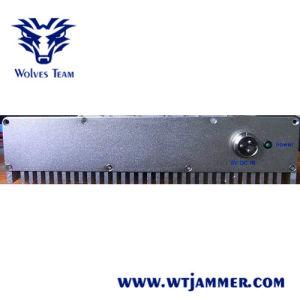 5 de Stoorzender van WiFi van de Telefoon van de Cel van de Hoge Macht van de antenne 25W 3G (met de Buiten Afneembare Levering van de Macht)