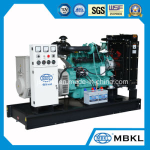 De snelle Diesel van het Merk van Cummins 100kVA 80kw Cummins van de Industrie van de Levering Hoogste Elektrische Reeks van de Generator voor Verkoop Qsb5g5