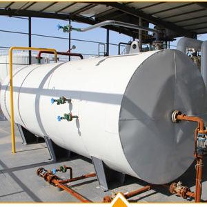 Biodiesel della qualità superiore che fa macchina, pianta di raffineria dell'olio da tavola, produttori usati del biodiesel della strumentazione della raffineria di petrolio