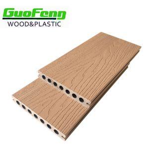 プラスチック木によって設計されるWPCの床/固体および空の木製の合成のデッキ