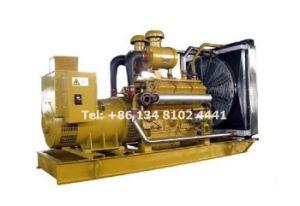 400kw/Shangchai 500kVA Groupe électrogène de type ouvert/générateur électrique de gazole