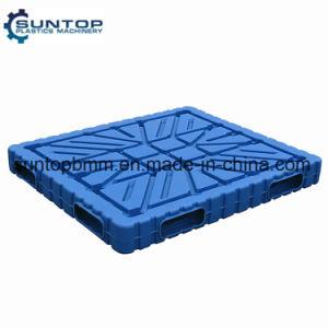 Bandeja de plástico para serviço pesado durável de armazenagem de armazenagem de paletes de plástico