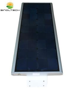 Integriertes Solar-LED Straßenlaterneder Kamera-Überwachung-80W LED durch WiFi
