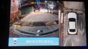 Автомобильная система мониторинга Birdview 360 градусов