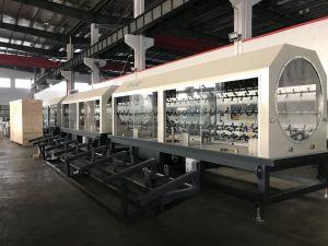 Tubo di plastica del PE del grande diametro che fa macchina/espulsione allineare/linea di produzione