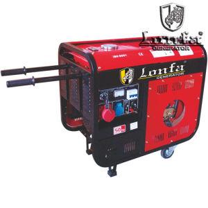 3kw 3kVA semi-Gesloten Diesel van de Macht Elektrische Generator In drie stadia