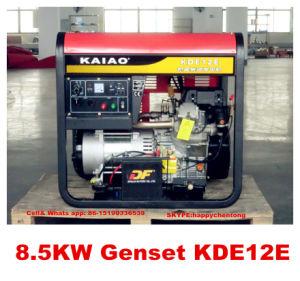 8.5kw/50Hz Diesel Silent Generator From Best Suuplier in Cina Popular Design!