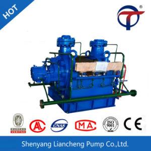 Acier moulé en 4 étapes d'alimentation électrique Chaudière centrifuge Pompe à eau