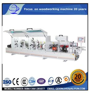 Manual//CNC Semi-Auto Copie automatique de bandes de chant machine automatique Mfz450DJ PVC bagueur Edge pour panneaux MDF/contreplaqué/ Conseil acrylique