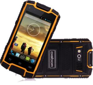 Digoor Dual SIM Water-Resistant Teléfono móvil con PTT, GPS, función NFC