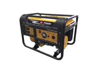 5kVA Inverter Manual Portable Welder Gasoline Generator