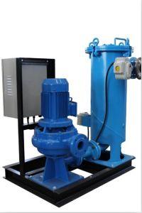 Système de nettoyage automatique de tuyau du condenseur du système de circulation de l'eau