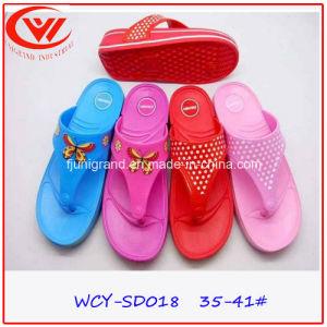 Летние моды женского Шлепанцы EVA сандалии