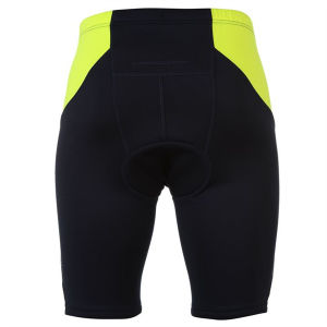 Pantaloni di riciclaggio di guida del Mens bruscamente per ciclare