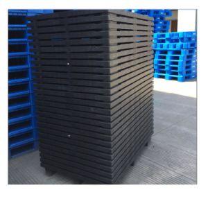 1050x1050mm Palete de exportação, paletes de plástico PP, paletes de plástico barato, paletes de plástico unidirecional,