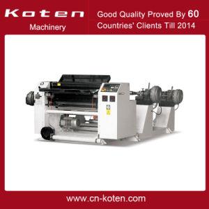 Double Layersのための熱Paper Slitting Machine