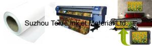 Tela di canapa solvibile acquosa superiore del getto di inchiostro di /Wholesale di stampa di /Eco /Matt /Glossy /Digital di vendita calda poco costosa