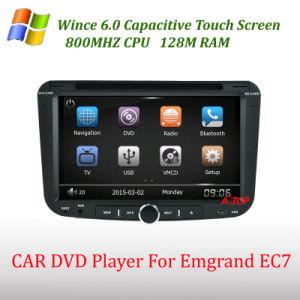 Geely Emgrand Ec7를 위한 주춤함 6.0 Car DVD Player
