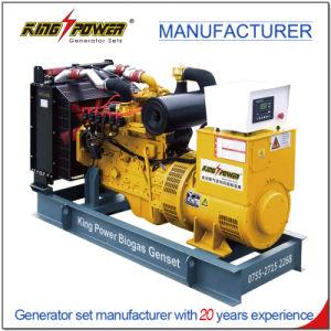 100kVA de Reeks van de Generator van het biogas met de Motor van Cummins voor Industrieel Gebruik