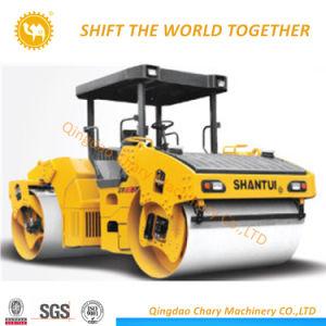 Shantui Sr13D 13トンの倍のドラム油圧道ローラーのコンパクター